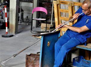 artigiano autentico vetro murano